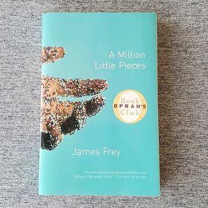 A Million Little Pieces book